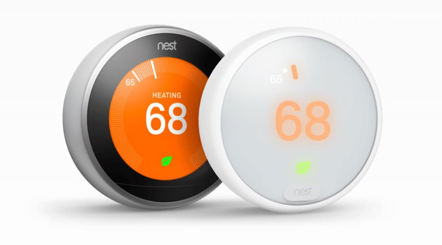 Nest IoT devices