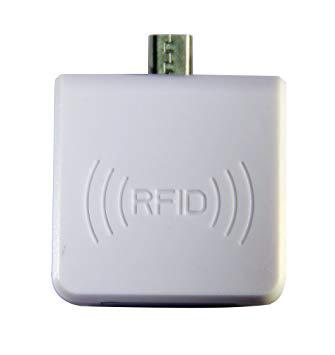 USB RFID reader - Courtesy Amazon