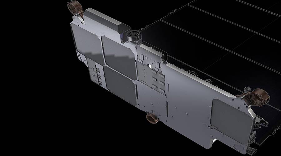 Starlink Satellite Antennas