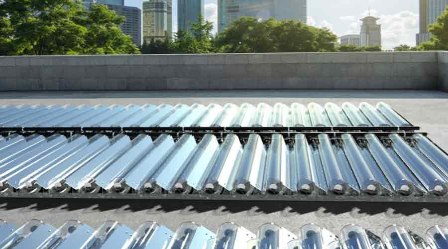 Virtu Roof Top Installation